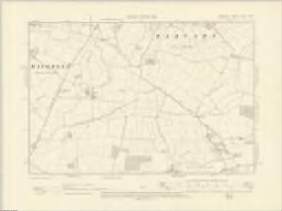 Somerset LXXIV.NW - OS Six-Inch Map