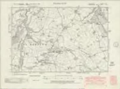 Shropshire V.SE - OS Six-Inch Map