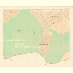 Howoran - m0869-1-009 - Kaiserpflichtexemplar der Landkarten des stabilen Katasters