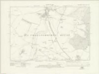 Wiltshire XLVIII.NE - OS Six-Inch Map