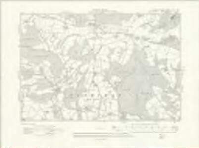 Sussex XLIII.SW - OS Six-Inch Map