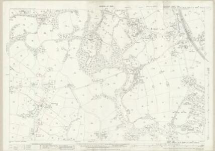 Lancashire CXIA.14 (includes: Wilmslow) - 25 Inch Map