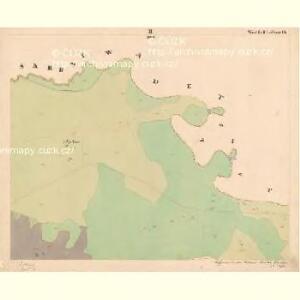 Reiterschlag - c5640-2-002 - Kaiserpflichtexemplar der Landkarten des stabilen Katasters
