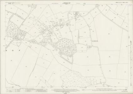 Essex (New Series 1913-) n VII.14 (includes: Arkesden; Elmdon; Littlebury; Wendens Ambo) - 25 Inch Map