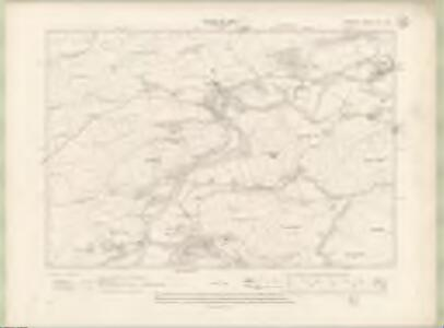 Ayrshire Sheet LXVI.NW - OS 6 Inch map