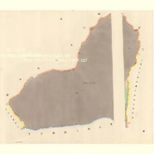 Swanow - m2990-1-002 - Kaiserpflichtexemplar der Landkarten des stabilen Katasters