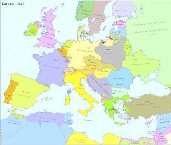 Europa 1921