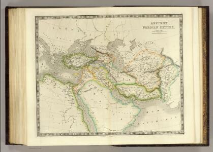 Ancient Persian Empire.