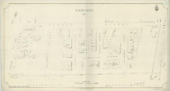 Newtown, Sheet 3, 1891