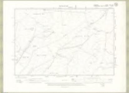 Ayrshire Sheet XXIV.SE - OS 6 Inch map