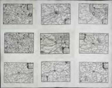Carte du gouuernement de Lilers