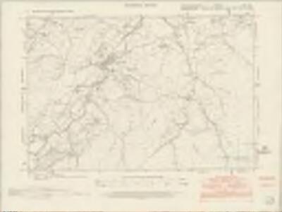 Caernarvonshire XXX.NE - OS Six-Inch Map