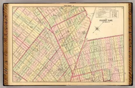 Sec. 5. Brooklyn map.