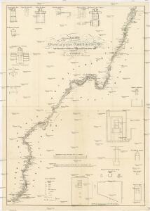 Land zwischen den kleinen und grossen Kataracten des Nil