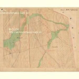 Klein Tajax - m0607-1-003 - Kaiserpflichtexemplar der Landkarten des stabilen Katasters