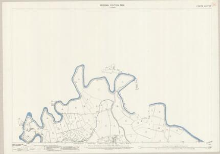 Cheshire IX.6 (includes: Sale; Stretford; Urmston) - 25 Inch Map