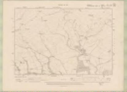Ayrshire Sheet XLIIa.NW - OS 6 Inch map