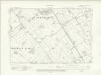 Cheshire XXXI.SW - OS Six-Inch Map