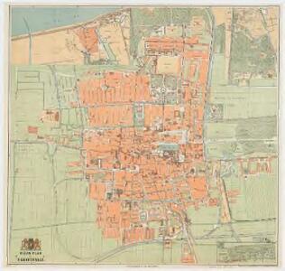 Nieuw plan van 's Gavenhage : 1889