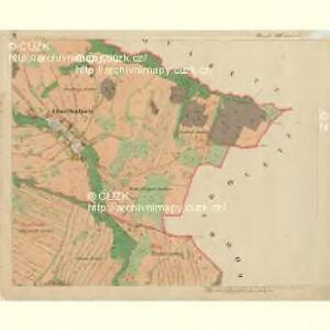 Unt. Radisch - m0520-1-003 - Kaiserpflichtexemplar der Landkarten des stabilen Katasters