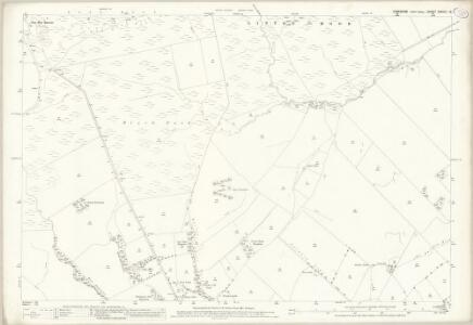 Yorkshire CXXXIII.16 (includes: Cracoe; Hetton; Linton; Rylstone) - 25 Inch Map