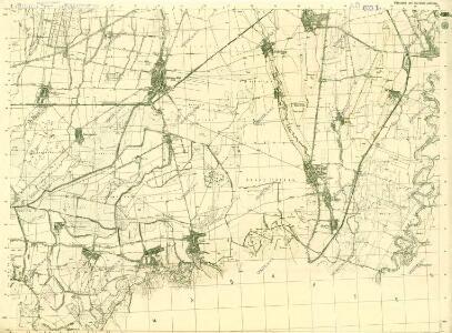 III. vojenské mapování 4566/4