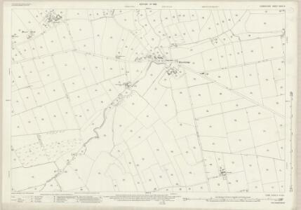 Cumberland XXVIII.8 (includes: Bromfield) - 25 Inch Map