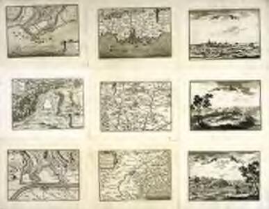 Carte du gouuernement d'Ager en Catalogne