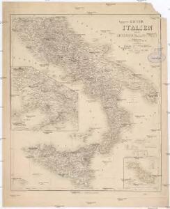 Unter Italien oder das Königreich beider Sicilien