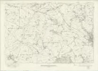 Derbyshire XLIV - OS Six-Inch Map