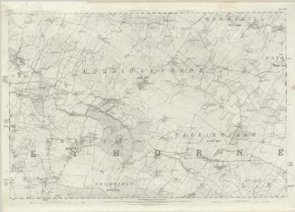 Kent XLIII - OS Six-Inch Map