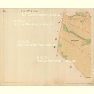 Erdberg - m0892-1-014 - Kaiserpflichtexemplar der Landkarten des stabilen Katasters