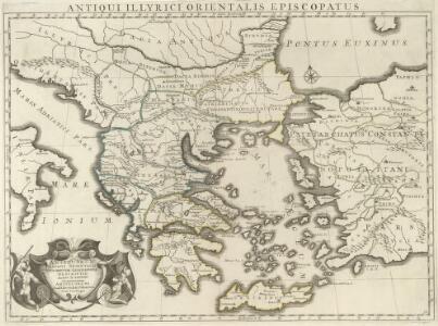 Antiquorum Illyrici Orientalis Episcopatuum Geographica descriptio