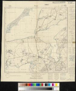 Meßtischblatt 258, neue Nr. 1445 : Trent, 1936
