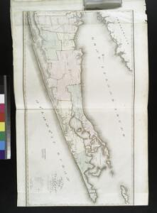 Map of the county of Suffolk / by David H. Burr ; engd. by Rawdon Clark & Co., Albany, & Rawdon, Wright & Co., N. York.