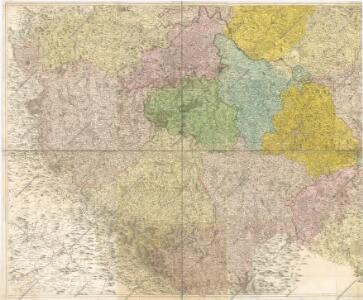Bez titulu – Wielandova mapa Čech, Moravy a Slezska