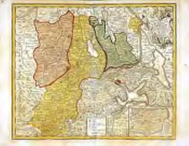 Canton Lucern sive illustris helvetiorum respublica Lucernensis cum subditis suis et confinibus
