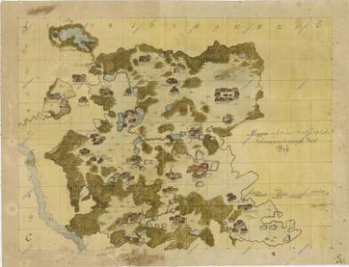 Mapa statku Bzí