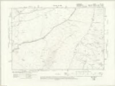 Lancashire XIV.SE - OS Six-Inch Map