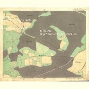 Sarrau - c3772-1-005 - Kaiserpflichtexemplar der Landkarten des stabilen Katasters