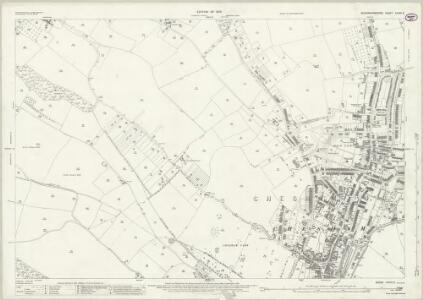 Buckinghamshire XXXIX.9 (includes: Chesham) - 25 Inch Map