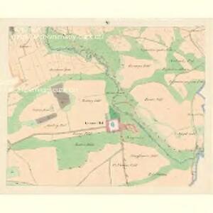 Krenau - c3622-1-010 - Kaiserpflichtexemplar der Landkarten des stabilen Katasters