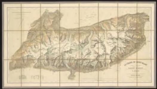 chaîne du Mont Blanc