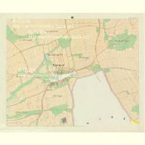 Moyney - c4811-1-003 - Kaiserpflichtexemplar der Landkarten des stabilen Katasters