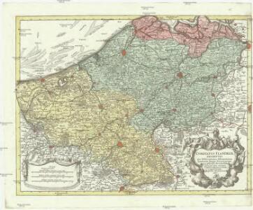 Comitatus Flandriae descripto