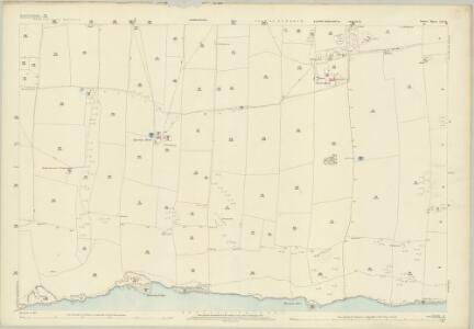 Dorset LVI.16 (includes: Langton Matravers; Swanage) - 25 Inch Map