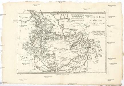Royaume de Perse et Géorgie