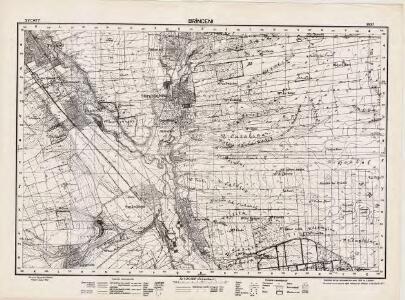 Lambert-Cholesky sheet 3937 (Brînceni)