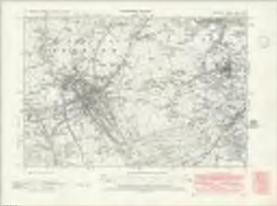 Cornwall LXIII.NE - OS Six-Inch Map