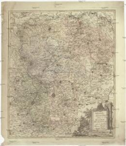 Tabula nova geographica exhibens ducatum Brabantiae
